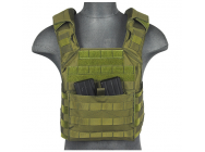 Gilet Plate Carrier SPAC od 1000D - Lancer Tactical - A68600