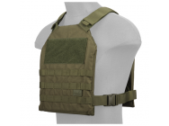Gilet Standard Issue plate carrier 1000D OD - Lancer Tactical - A68613