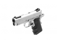 Replique pistolet 1911 Mini silver gaz GBB - AW CUSTOM - PG42467