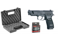 Pack Bersa- CO2 + mallette ABS + 5 Co2 - UMAREX - PCKPG1950