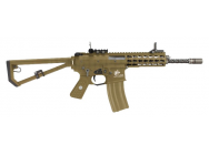 Replique Knight s Armament PDW M2 Gaz GBBR tan - AW CUSTOM - LG4005