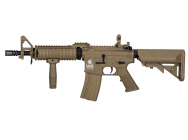 Replique AEG LT-02 GEN2 MK18 MOD0 pack complet 1j Tan - Lancer Tactical - LK9004