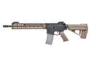 Replique AEG vr16 fighter Carbine Mk2 Tan - VFC - LE4028