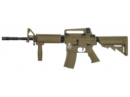 Replique AEG LT-04 GEN2 M4 RIS pack complet 1j Tan - Lancer Tactical - LK9009