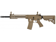 Replique AEG LT-12 GEN2 M4 Keymod pack complet 1j Tan - Lancer Tactical - LK9011