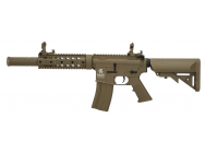 Replique AEG LT-15 GEN2 M4 SD pack complet 1j Tan - Lancer Tactical - LK9015