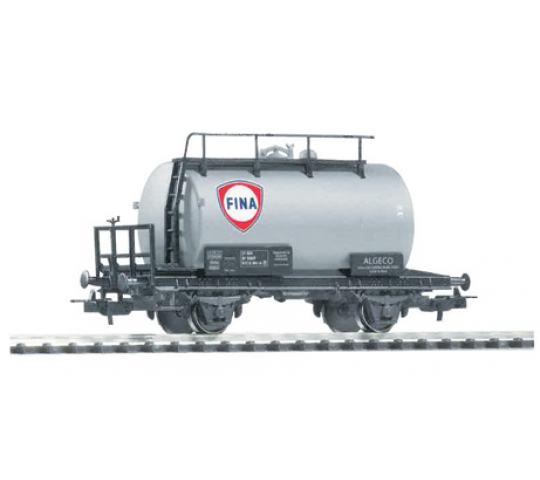 Wagon citerne FINA SNCF PIKO HO - T2M-P97067