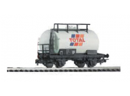 Wagon citerne TOTAL PIKO HO - T2M-P97084