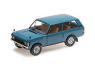 RANGE ROVER BLEU 1970 AlmostReal 1/18 - T2M-ALM810101