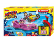 Mickey and the Roadster Racers Carrera 1/43 - T2M-CA63019