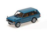 RANGE ROVER BLEU 1970 AlmostReal 1/43 - T2M-ALM410101