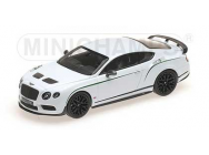 BENTLEY GT3-R BLANC 2015 AlmostReal 1/43 - T2M-ALM430401