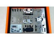 B.O.M. BENTLEY GT3 ABSOLUTE AlmostReal 1/43 - T2M-ALM430306
