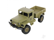 Henglong 1:16 2.4GHz 4x4 U.S. Military Truck  - 4400722