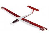 Super Flying Model Hawk T-Tail EP Glider ARTF - A-SFMEP30T