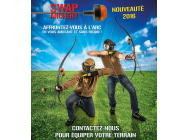 Pack Swap archerie enfants Bouts Ronds PCK12086
