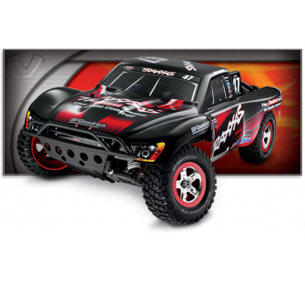 Slash VXL Traxxas - Mike Jenkins Edition n°47 2.4Ghz RTR - TRX-5807-47
