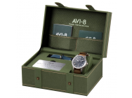 Montre AVI-8  Hawker Hurricane  - AV-4046-01