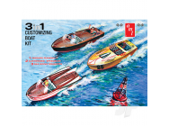 Customizing Boat (3-in-1) - AMT1056