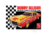 Coca Cola Bobby Allison 1972 Chevy Monte Carlo Stock Car - AMT1064