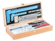 Deluxe Wooden Builders Tool Set (Boxed) - EXL44288
