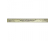 12in Deluxe Model Ref Ruler (Pouch) - EXL55778