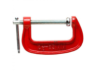 Iron Frame 3in C Clamp (Header) - EXL55917