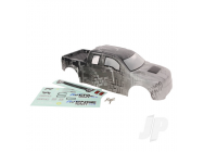 Body Shell, Gray (Avenge MT) - HLNS1569G
