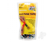 E-Z Fuse Silicone Tape Red (1in x 10ft) - SUP15406