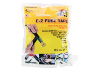 E-Z Fuse Silicone Tape Black (1in x 36ft) - SUP15407