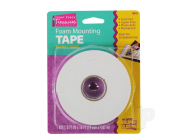 Foam Mounting Tape, Double-Sided (.75in x 16ft) - SUP16015