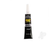 Zap Gel CA no drip-suck back tube (1oz, 28.3g) - ZAPPT-26