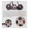 Moteur Brushless MN3110-17 - 700KV - MN3110-17-COPY-1