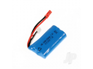 LiIon Battery Pack (7.4V 650mAh) (Hailstorm, Blaster, Gallop) - HBX18031