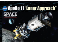 Apollo 11 Lunar Approach Dragon 1/72 - T2M-D11001