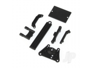 Front Top Plate + Servo Guard + Suspension Brace (Hailstorm, Blaster, Gallop) - HBX18101