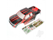 MT Truck Body (Red) (Volcano) - HBX83210RU