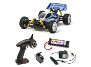 Neo Scorcher 1/10e TT02B Complet (accu radio chargeur) Tamiya - 58568L