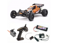 Racing Fighter 1/10e DT03 compet (chargeur accu Radio) Tamiya - 58628L