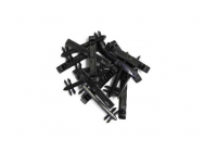 Clips raccordement rail (15pcs) Carrera  - T2M-CA88111