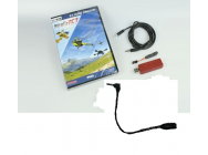 Aerofly RC7 Pro + interface Ikarus  - T2M-IK3071036