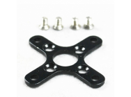 Support moteur  X-MOUNT type B 51.2x2mm Dynam  - DYXM-002