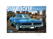 1969 Dodge Charger R/T  City Slicker  (Snap) - MPC - MPC879M
