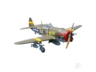 P-47 Razorback 38-50cc train rentrant 2m Seagull Model - 5500035
