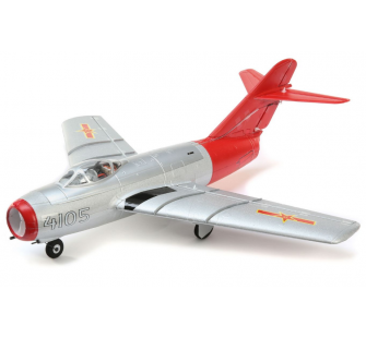 UMX Mig-15 28mm EDF Jet BNF AS3X SAFE Select - EFLU6050
