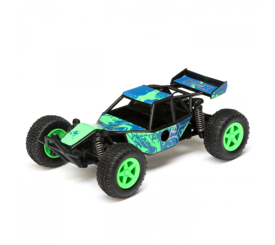 1/28 Micro Roost 2WD Buggy RTR, Green - ECX00007T1