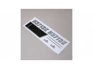 Decal Sheet: Cherokee 1.4m - EFL5461