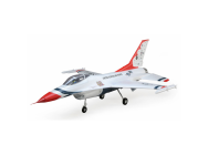 F-16 Thunderbirds 70mm EDF PNP - EFL7875