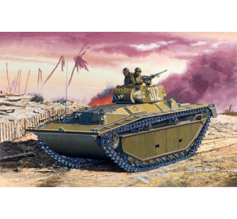 LVT-(A)4 Dragon 1/72 - T2M-D7388