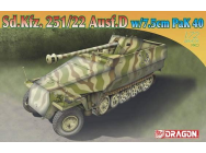 Sd.Kfz.251/22 Ausf.D Dragon 1/72 - T2M-D7351